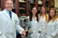 Professor receives $350,000 National Science Foundation research grant