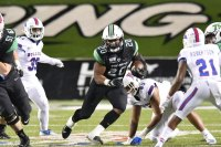 MCGILL: Marshall Puts Together Dominant Team Win For the 75