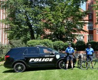 Marshall to host activities promoting National Community Policing Week