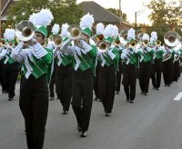 Marching Thunder invited to perform in London