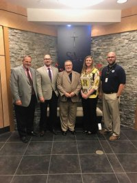 Marshall School of Respiratory Care receives distinguished RRT credentialing success