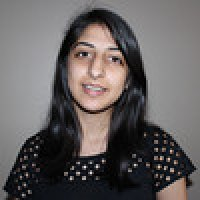 Sonia Chandi, first international Yeager Scholar
