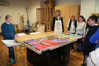 Art workshop for 6-8th graders continues Feb. 20
