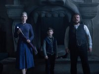 "Spielberg Reminiscent ""House with a Clock in its Walls"" Debuts with Michael Moore Mock-u-mentry"