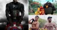 "FIRST LOOK MOVIES: ""Sorority Rising,"" ""Angry Birds"" and ""Nice Guys"" Take on Captain America"