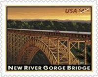 Rahall: New River Gorge Stamp is Postal Service's 'Stamp of Approval' on Region's Federal Partnership for Jobs