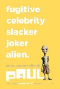 """Paul"" Spoofs Science Fiction Flicks with lots of Sandler Humor"