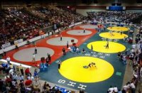 West Virginia Wrestling Wrapping Up Saturday