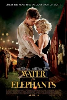 "Touching, Special Moments Throughout ""Water for Elephants"""