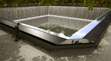 WTC Memorial (Courtesy WTC Memorial)