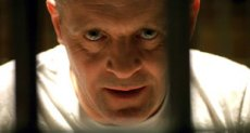 Hannibal Lector, played by Anthony Hopkins, scores as one of the most popular horror franchises
