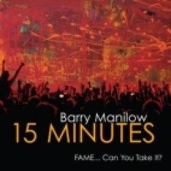 """Album Cover """"15 Minutes"""""""