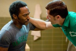 "Anthony Mackie in ""We Are Marshall"""