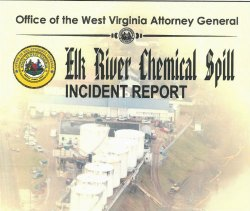 Attorney General Patrick Morrisey Releases Report Detailing Findings of Investigation into Elk River Chemical Spill‏