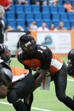 Huntington Hammer Acquires IFL Man of Year at Quarterback
