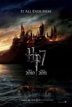 Harry Potter & Deathly Hallows Part II