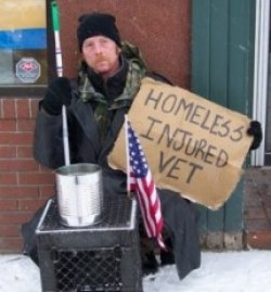 Initiative Targets 120,000 Homeless and At-Risk Vets and Families