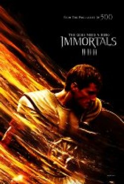 Immortals Starts Nov. 11