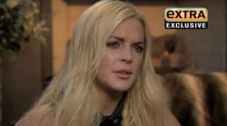 Lindsay Lohan Two Part Interview Coming