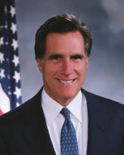 Mitt Romney campaign photo