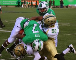 Marshall Blasts UAB 59-14
