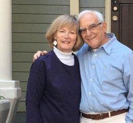 Barbara and Pete Chiericozzi