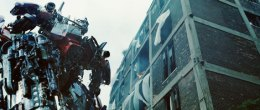 Scene from Transformers