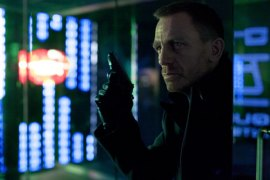"Daniel Craig's Hot ""Skyfall"" Opens with Kinetic Action Sequence then Slows"