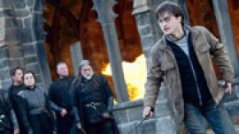 Potter Finale Fun, Perfectly Entertaining Still Magical Wrap