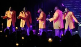 R & B's Classic Temptations Head to BSSA June 15