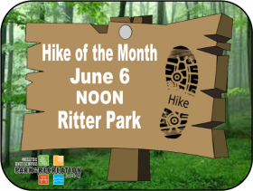 June Ritter Park Hike Announced