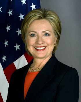 Hillary Clinton one of the early female favorites for the 2016 presidential election.