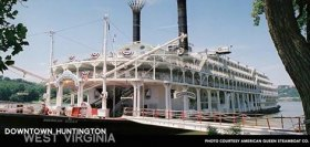 (Photo courtesy of the American Queen Steamboat Co.)