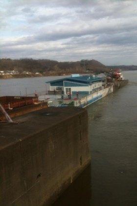 Barge Gone
