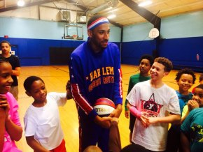 Globetrotters Will Perform in Huntington, Charleston