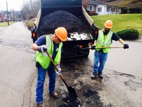 Submit Potholes for Repair