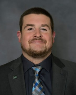 Marshall names Larry Crum new assistant director of alumni relations
