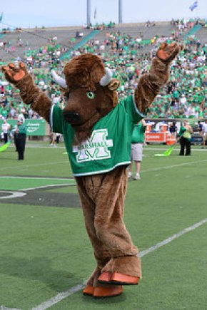 Two students to fill role of Marco at Marshall University