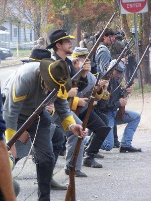 2008 Reenactment (Guyandotte Civil War Days Photo)