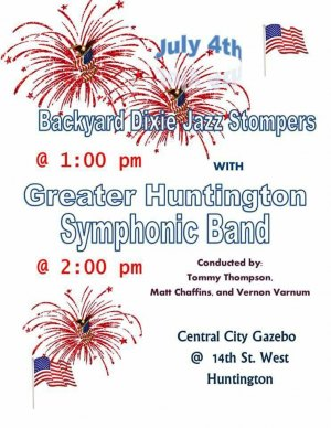 HEAT ADVISORY CANCELS Free July 4 Concerts Offered at 14th St. W. Gazebo