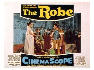 OP-ED: 60th Anniversary Premiere of 'The Robe'