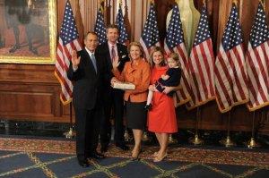Capito Swearing in Ceremony