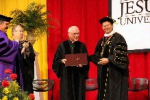 Wheeling Jesuit Hosts 54th Annual Commencement