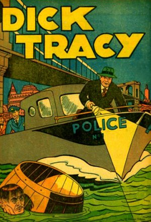 Former Huntington Cop, Sheriff, Mayor Honored by Creators of Dick Tracy Comic
