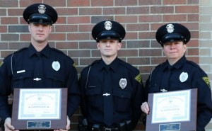 HPD officers named co-valedictorians of State Police Academy's 156th Basic Class