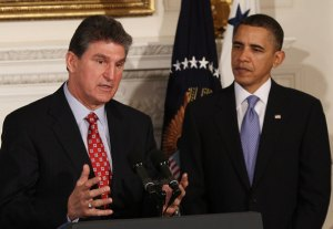 POLITICAL ANALYSIS: Surprise! Manchin Votes for Obamacare After All