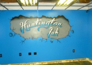 Huntington Ink reopens Aug 1