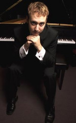 Guest recitals this week feature pianists Ertl, Samolesky
