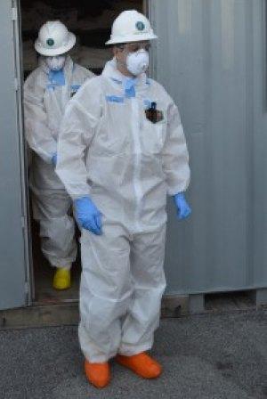 Radioactive Sludge found in Oak Ridge Sewers  near  Factory Similar in Function to former Huntington Uranium/Nickel Processing Facility
