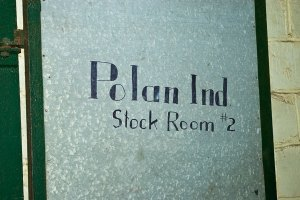 Polan Industries Stockroom